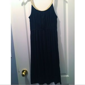 Style&co black casual dress